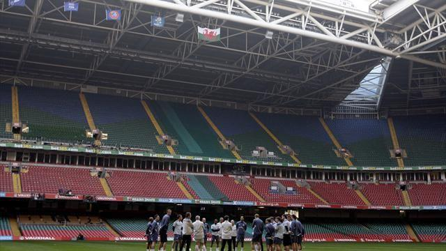 World Cup - Wales bid to host England World Cup clash