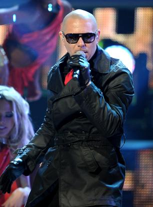 Pitbull May Appear on 'Glee'
