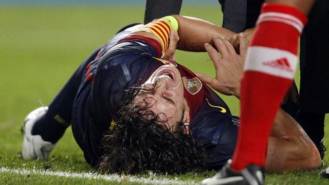 Liga - Barcelona's Puyol to have further knee surgery