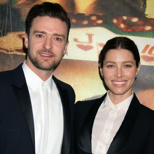 Justin Timberlake And Jessica Biel Finally CONFIRM Pregnancy With Adorable Birthday Bump Photo