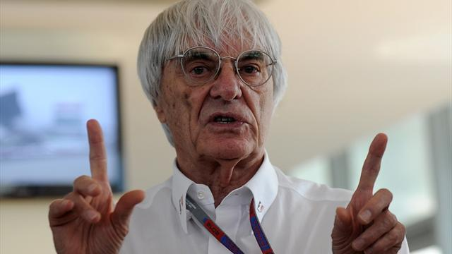 Formula 1 - Ecclestone: I could be forced out