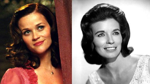 Reese Witherspoon as June Carter Cash