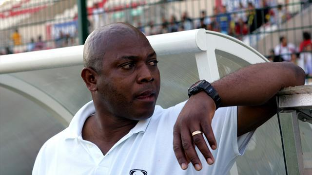 African Football - Nigerian coach accused of racism for calling rival 'a white dude'