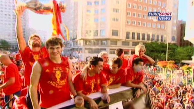 Euro 2012 - Arsene Wenger: Spain became the best national team of all-time