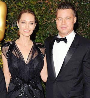 "Angelina Jolie, Brad Pitt's Wine Named ""Best Rose in the World"""