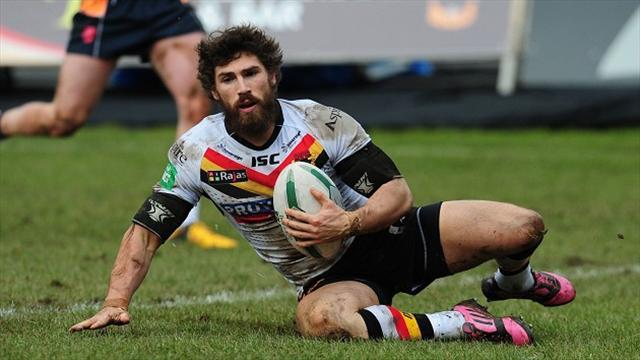 Rugby League - Sammut and Gale inspire Bulls victory