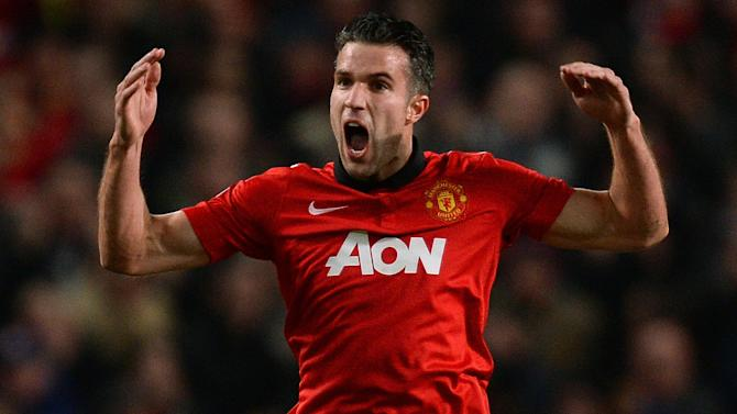 Premier League - Team news: RVP back for Manchester United