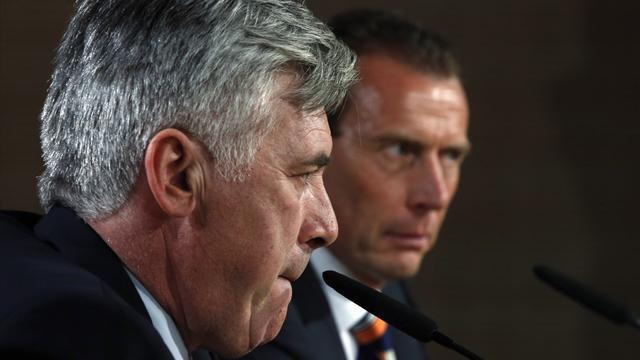 Liga - Ancelotti: I will bring spectacle and silverware to Real