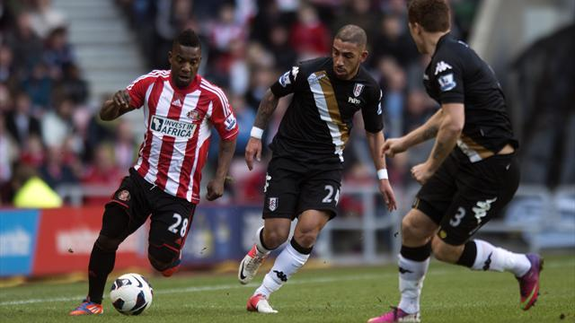Premier League - Sunderland fight back to grab point against Fulham