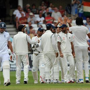 1st Test Live: Indian seamers scuttle England