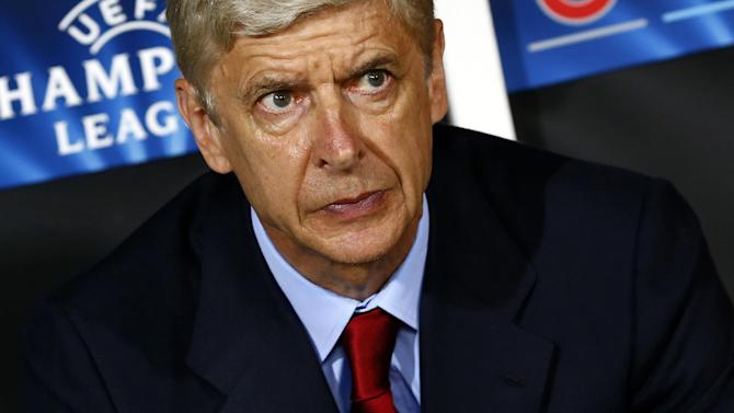 Champions League - Wenger: Champions League is predictable, but harder to win