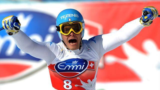 Alpine Skiing - Innerhofer wins Beaver Creek downhill