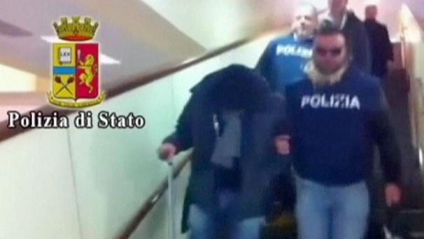 Football match-fixing suspect arrested in Milan