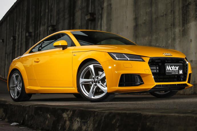 國內新車試駕-Audi TT 45 TFSI quattro