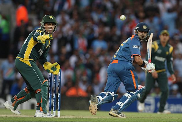 India v Pakistan - Twenty20 Warm Up Match
