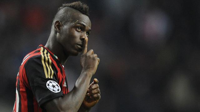 Serie A - Balotelli to stay at Milan until after World Cup