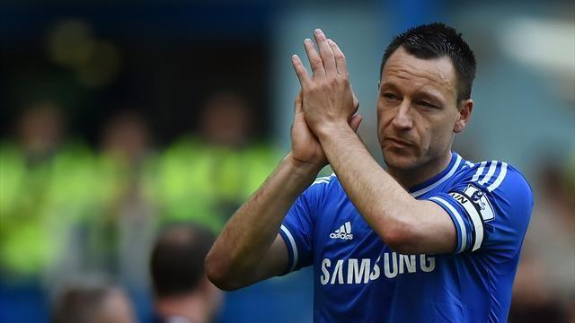Premier League - Paper Round: Terry tears prompt exit fears