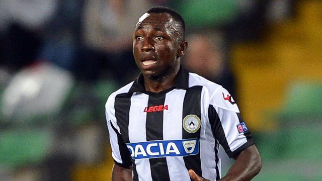Serie A - Napoli exercise option for Armero signing