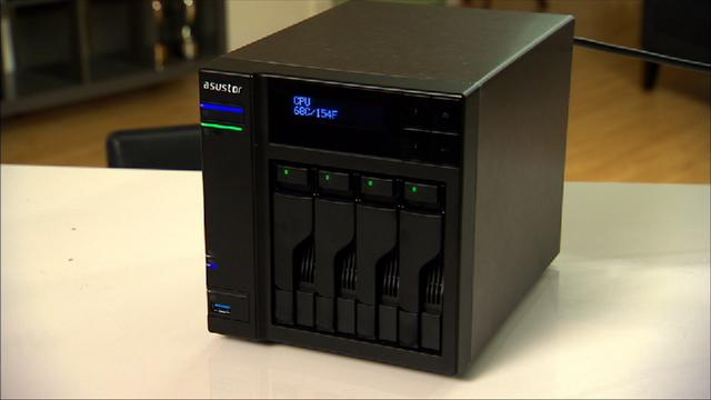 The Asustor AS-604T is an interesting NAS server to say the least.