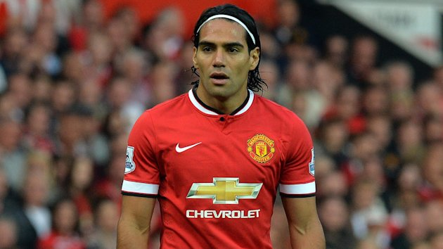 Radamel Falcao (AFP)