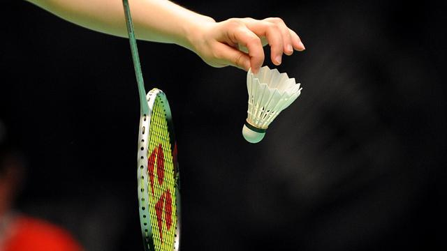 Badminton - Gilmour eager to learn from London Grand Prix final defeat