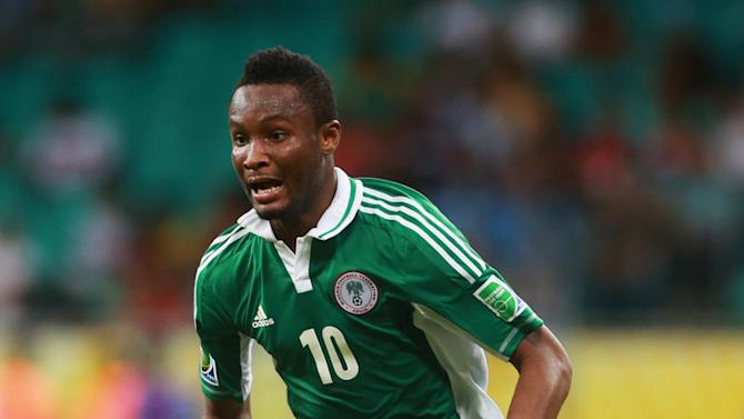 Mikel wants solid show