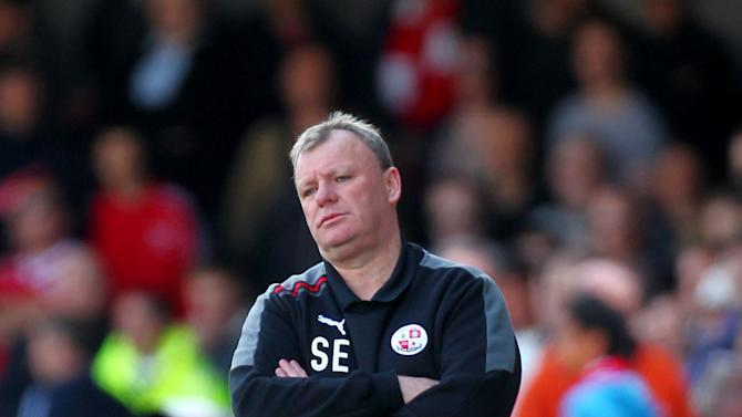 Steve Evans said his decision to sell Cresswell was purely down to the quality of players he had been able to recruit