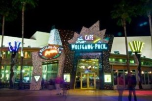 Wolfgang Puck Cafe at Downtown Disney