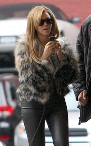 Celebs who are pro- and anti-fur