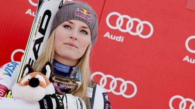 Alpine Skiing - Vonn being evaluated after training crash
