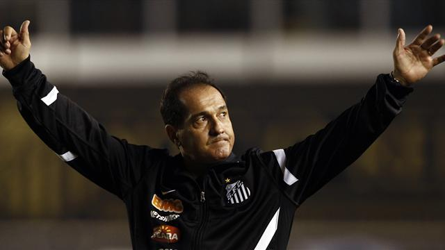 South American Football - Santos sack coach Ramalho days after losing Neymar