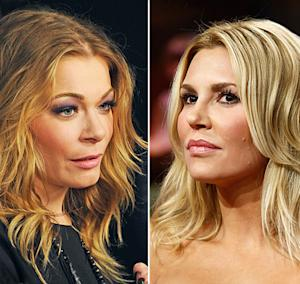 LeAnn Rimes: I Was Not Crying Over Brandi Glanville Attack!