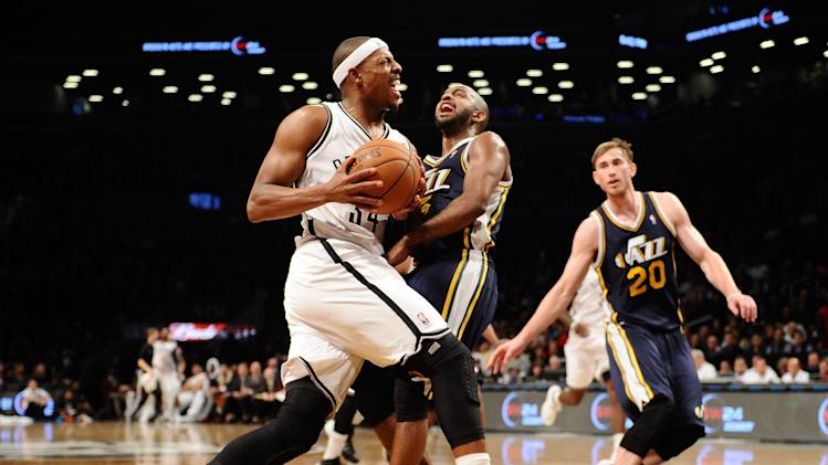 Utah Jazz v Brooklyn Nets