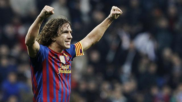 Liga - Puyol has operation to drain fluid from knee