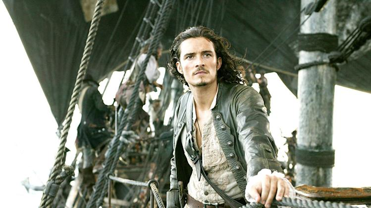Pirates of the Caribbean Dead Man's Chest 2006 Walt Disney Pictures Orlando Bloom