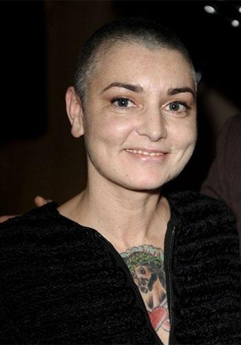 "Sinead O'Connor: The ""Nothing Compares 2 U"" singer started off the New Year as a married woman, but she has unfortunately already called off the romance, twice. She and Barry Herridge separated just 1"