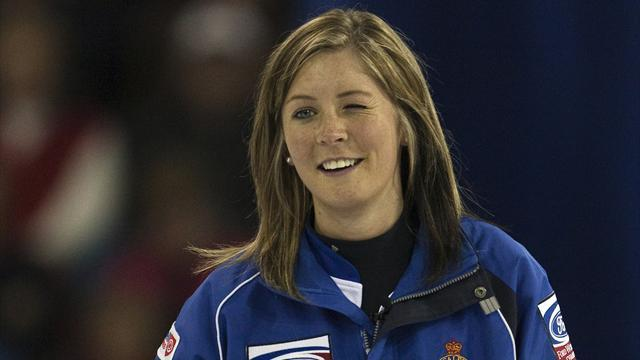Olympic Games - Muirhead claims Canadian scalp at curling's Continental Cup