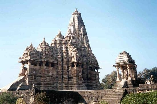 Temples Of Love: Khajuraho