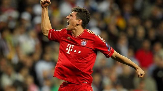 Bundesliga - Fiorentina strike deal for Bayern star Gomez