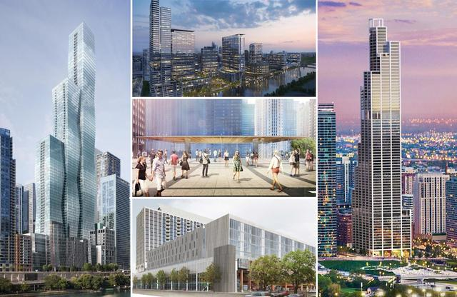Chicago Skyline Set for Change as Plan Commission Approves Big Projects