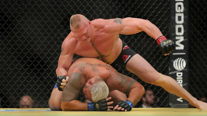 Mark Hunt's profanity-laced tirade trashes 'corrupt' UFC, 'juiced monkey' Brock Lesnar