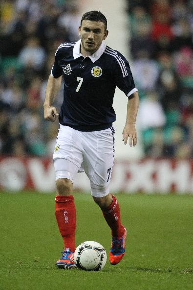 Robert Snodgrass insists confidence is high in the Scotland squad