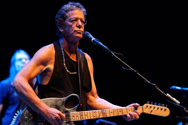 Lou Reed Cancels Coachella, West Coast Dates