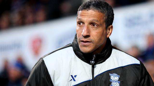 Football - Draw not a blow - Hughton