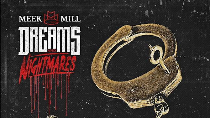 "This CD cover image released by Warner Bros. Records/Maybach Music Group shows the latest release by Meek Mill, ""Dreams and Nightmares."" (AP Photo/Warner Bros. Records/Maybach Music Group)"
