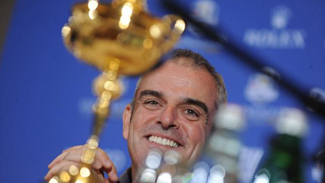 Ryder Cup - Proud McGinley celebrates Europe's triumph