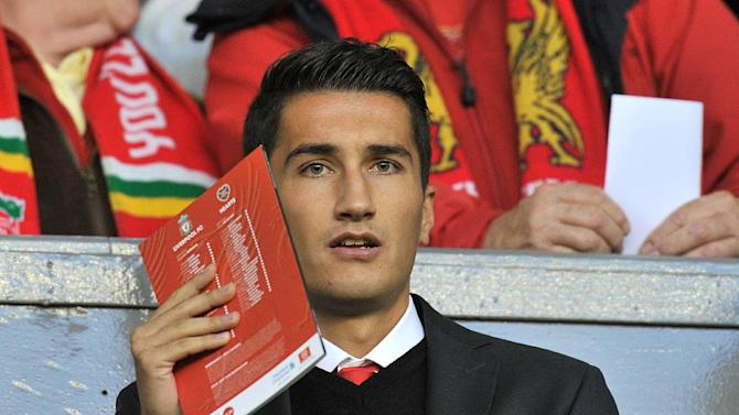Nuri Sahin hopes to force his way into the first-team reckoning at Liverpool
