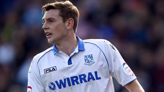 League One - Taylor banned for Tranmere
