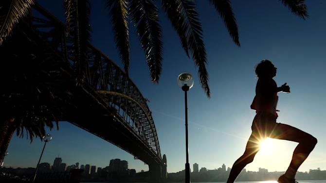 Sydney Harbour 10km