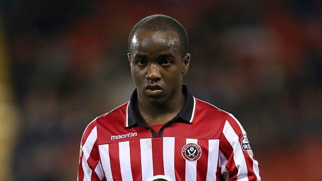 League One - Brandy exits Sheffield United